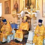 Литургия 26 октября в храме Рождества Пресвятой Богородицы