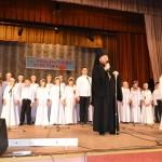 Праздничный концерт посвященный Рождеству Христову