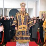 1 марта совершена Литургия в Кафедральном Соборе Пантелеимона целителя и чин торжества Православия