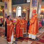 9 мая в храме с.Новосемейкино была отслужена Божественная литургия в честь празднования Дня Победы, в конце литургия была отслужена панихида по погибшим воинам