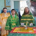 24 июня литургия в селе Красные Ключи. Прославление Петра Чагринского