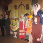 В селе Борское при храме в честь Сретения Господня прошёл праздник «Пасхальная радуга»